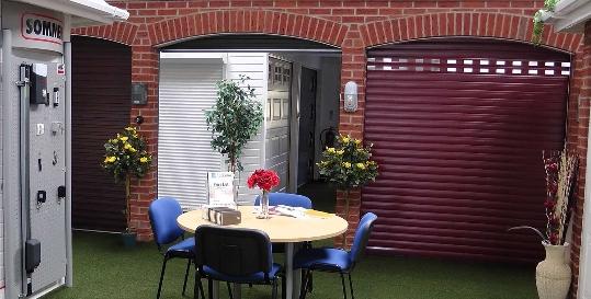 Garage Door Services Ltd Genius App Fading Image 0
