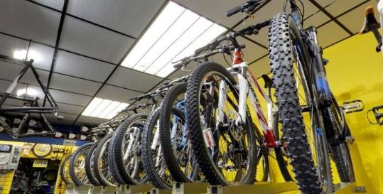Richies Bike Store Genius App Fading Image 1