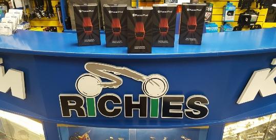 Richies Bike Store Genius App Fading Image 0