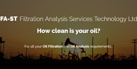 FA-ST Filtration Analysis Services Technology Ltd Genius App Fading Image 0