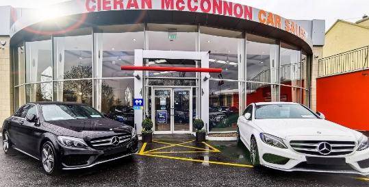 Cieran McConnon Car Sales Genius App Fading Image 0