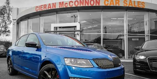 Cieran McConnon Car Sales Genius App Fading Image 7