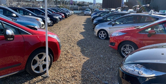 J & I Car Sales Genius App Fading Image 5