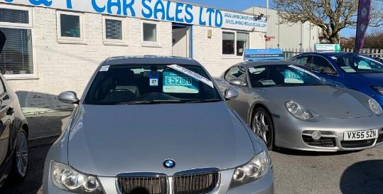 J & I Car Sales Genius App Fading Image 1